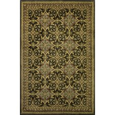 Maison Coffee Area Rug