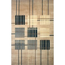 New Wave IV Sand Area Rug