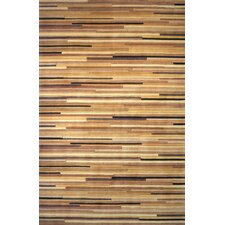 New Wave IV Natural Area Rug
