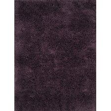 Comfort Shag Fig Area Rug