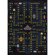 <strong>Momeni</strong> Lil Mo Whimsy Space Game Kids Rug