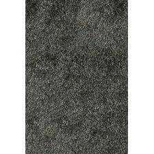 Luster Shag Carbon Rug