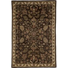 Mahal Brown Persian Rug