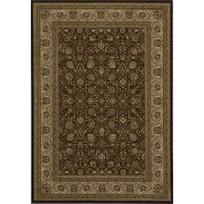 Royal Brown Rug