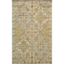 Mahal Light Blue Persian Rug