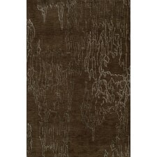 Sensations Brown Area Rug