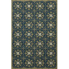 Veranda Blue Outdoor Rug