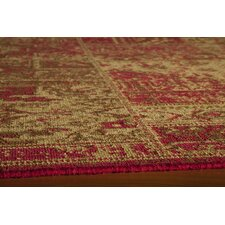 Vintage Sunset Patchwork Rug