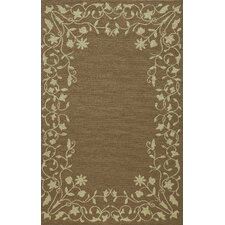 Veranda Latte Outdoor Rug