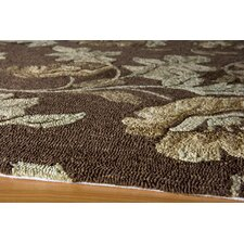 Veranda Brown Outdoor Rug