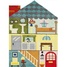 Lil Mo Whimsy Tufted Kids Rug