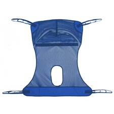 Mesh Full Body Commode Sling