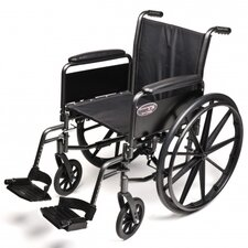 Traveler L3 Lightweight Standard Wheelchair