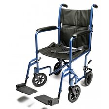<strong>Everest & Jennings</strong> Ultra Lightweight Transport Standard Wheelchair