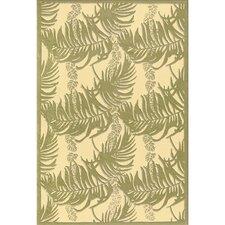 <strong>The Rug Market</strong> Botanical Lacey Ferns Rug