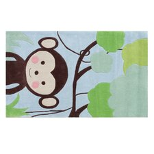 Jungle Mania Kids Rug