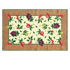 Fruit Basket Kids Rug