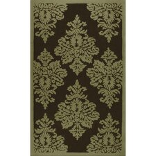 <strong>The Rug Market</strong> Resort Sage Damask Rug