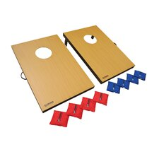<strong>Triumph Sports USA</strong> 2 in 1 Bag Toss Tournament and 3 Hole Washer Toss Game Set