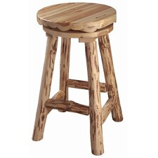 "30.5"" Swivel Bar Stool"