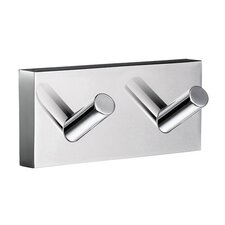 House Wall Mounted Double Towel Hook