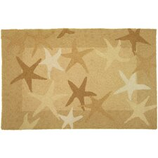 Starfish Field Rug