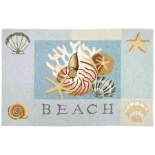 Key West Nautilus Rug