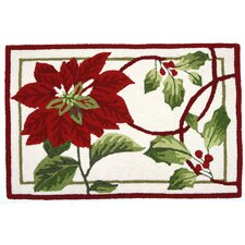 Accents Christmas Holiday Trim As Pictured Novelty Rug