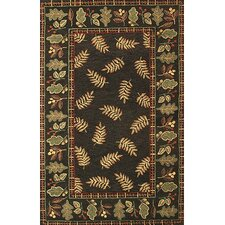 Wildwood with Border Rug