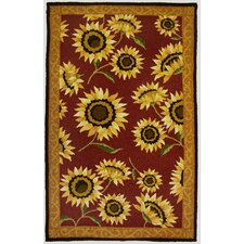 Provence Sunflowers Rug