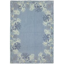 <strong>Homefires</strong> Sea Star Blue Rug