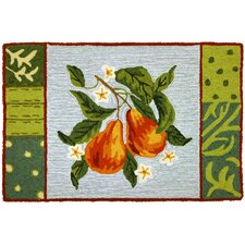 <strong>Homefires</strong> Blooming Pear Rug