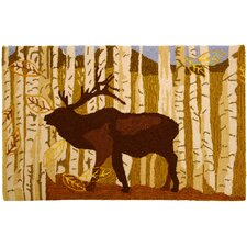 <strong>Homefires</strong> Birch and Elk Rug