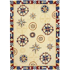 Studios Compass Novelty Rug