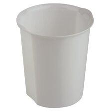 14cm Tischabfallbehälter in Weiß