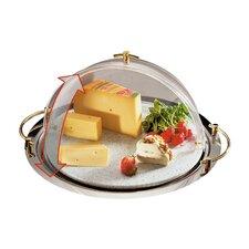 Schneidebrett für Käseglocken-Set