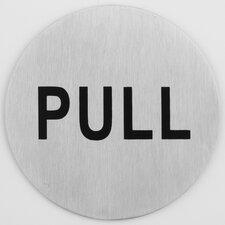 "Türsymbol ""Pull"""