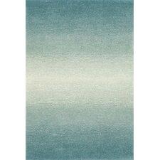 Ombre Horizon Aqua Rug