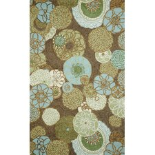 Ravella Floor Tile Wheat Indoor/Outdoor Rug