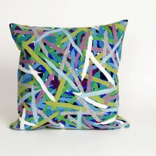 Visions II Pick Up Sticks Pillow