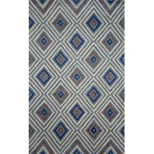 <strong>Trans-Ocean Rug</strong> Ravella Kallia Denim Indoor / Outdoor Rug