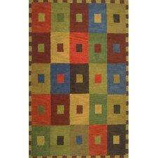 Inca Multi Squares Rug