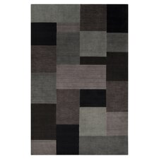 Levit Gray/Charcoal Gray Rug