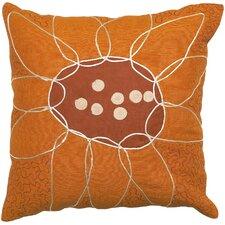 Sunny Sunflower Pillow