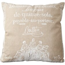 Facile French Pillow