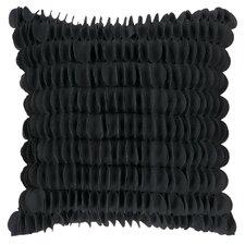 Textured Circle Pillow