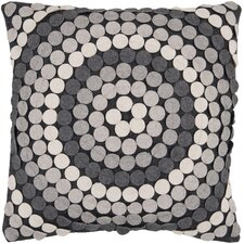 Mesmerizing Circles Pillow