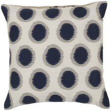 Pretty Polka Dot Pillow