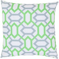 Connect the Diamonds Pillow