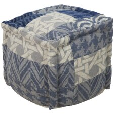 Marvelous Multi-Trend Pouf